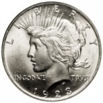 Peace Silver Dollars For Sale