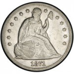 Seated Liberty Silver Dollars For Sale