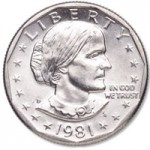 Susan B Anthony Dollars For Sale