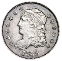 Capped Bust Half Dimes For Sale