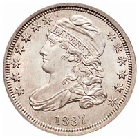 Capped Bust Quarters For Sale American Coins Auction