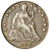 Seated Liberty Half Dimes For Sale