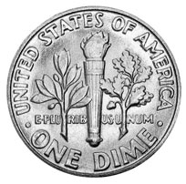 Us Dimes For Sale