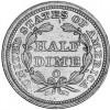 Rare Half Dimes For Sale