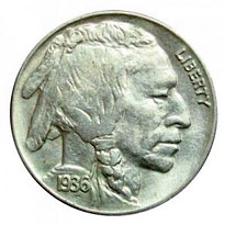 Buffalo Nickels For Sale