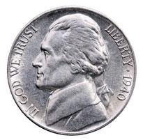 Jefferson Nickels For Sale