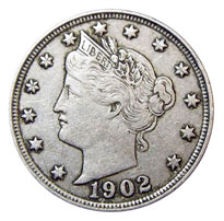 Liberty V Nickels For Sale