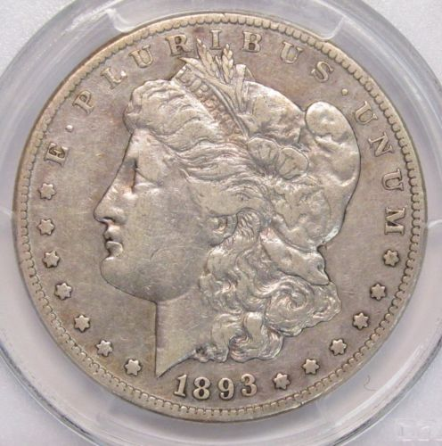 1893S Morgan Dollar